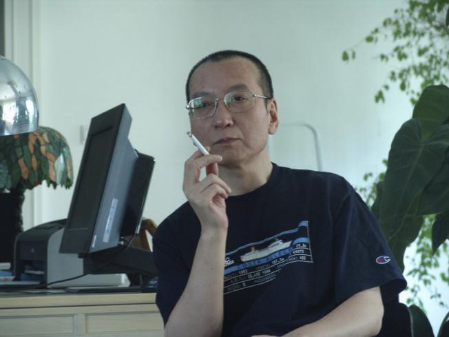 劉曉波希望出國就醫:「死也要死在西方!」