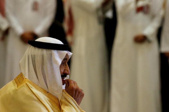 沙烏地阿拉伯國王沙爾曼。(路透) </p> <p>
