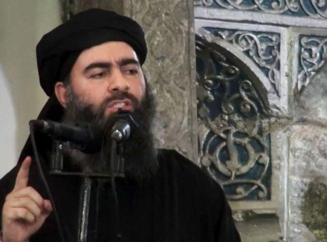 伊斯蘭國證實哈里发巴格達迪死亡