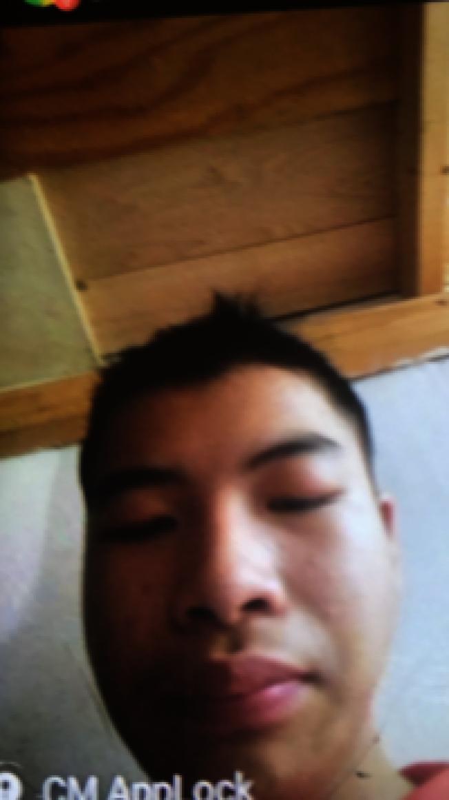 13歲的華裔男孩林隆輝在地鐵站跳軌身亡。(警方提供)