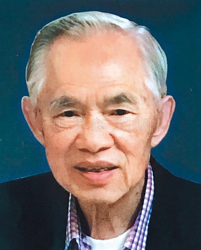 僑領李超南舉殯,享壽84歲。(記者李秀蘭/攝影)