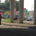 超市購物車 淹水元兇?