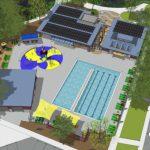桑尼維爾通過 華盛頓公園游泳中心要翻新