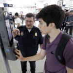 芝加哥歐海爾機場 新啟面容掃描