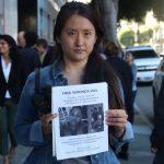 聲援重症難民 宗教團體抗議ICE