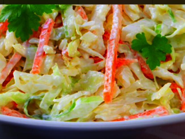 包心菜沙拉