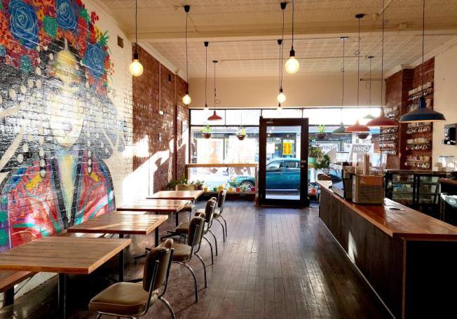 澳洲咖啡館Handsome Her用獨特的方式凸顯社會上的性別不平等。取自/Handsome Her咖啡館臉書