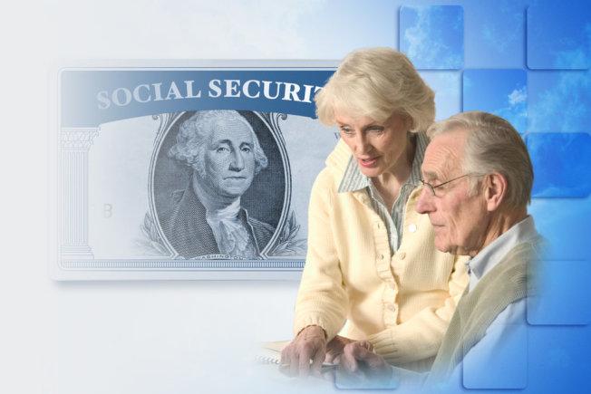 配偶可以根據你的工作紀錄,向社安署領取配偶福利。(Getty Images)