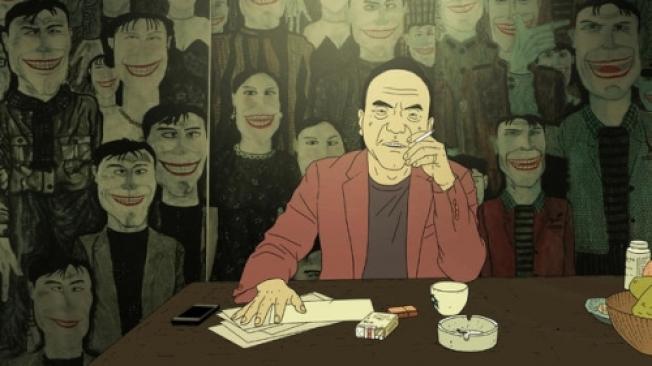 劉健的動畫電影「好極了」,將在下東城放映。(網路圖片)