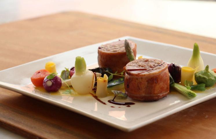 喬治城老牌餐廳「1789 Restaurant」以價格稍高的精緻美食聞名。(餐廳網站)