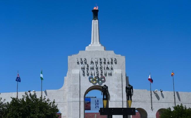 洛杉磯1984年奧運會主場。