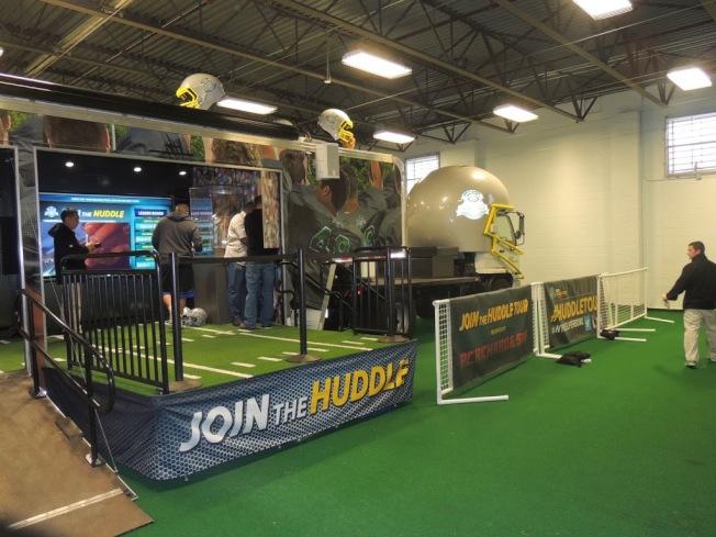 新州種類齊全的室內娛樂,是居民避暑出遊的理想去處。(Branchburg Sports Complex)
