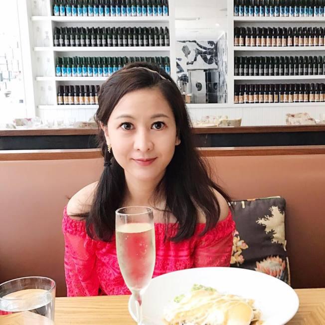 華女廖溫迪騷擾,被對方告至法庭。(取自臉書)