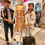 「湘繡貼花」中國電腦刺繡 打開美國市場