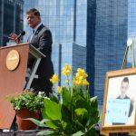 為8歲遇難男童而建 馬拉松爆炸案馬丁紀念公園開工