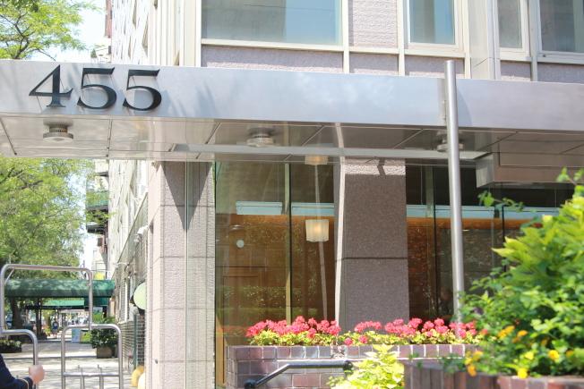 約克維爾Channel Club豪華共有公寓,配套設施齊全。(記者李碩/攝影)