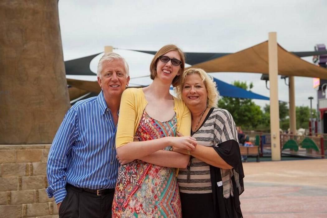哈特曼為了讓女兒有一個空間好好玩耍,花費3400萬美元打造無障礙樂園。(Miami Herald)