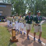 青少棒世界盃錦標賽 中華隊5度奪冠