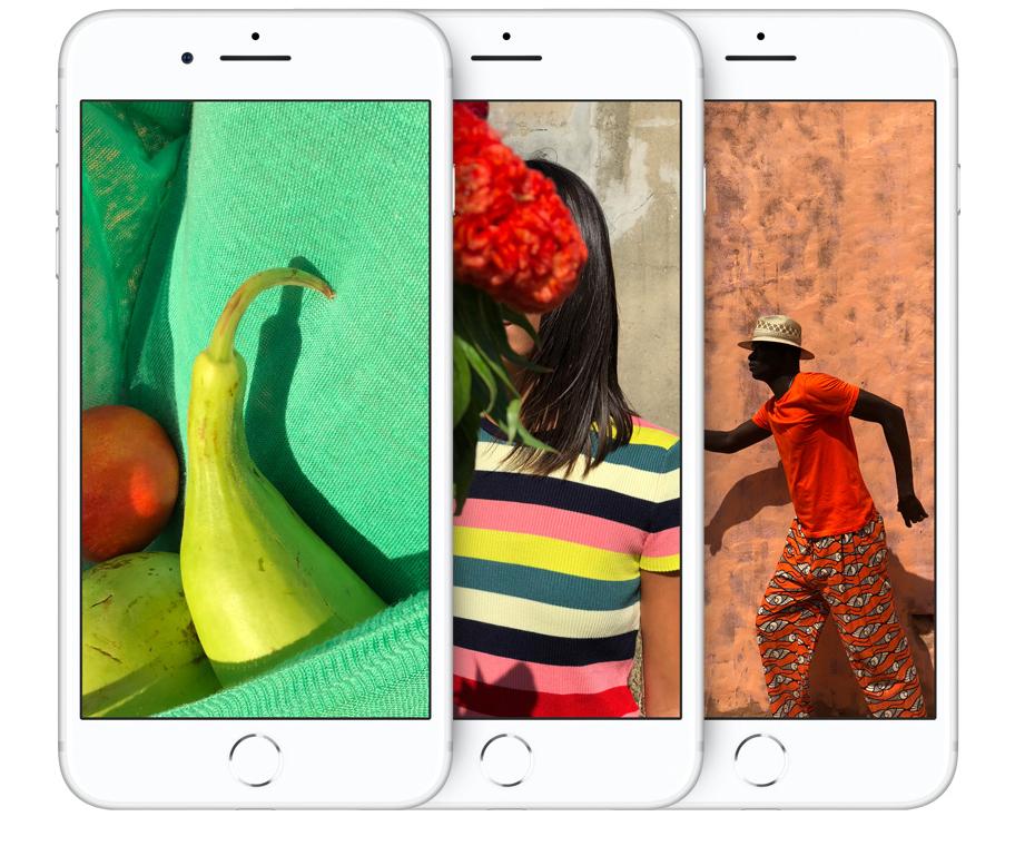 2017年最新推出的iPhone8。取自/蘋果官網