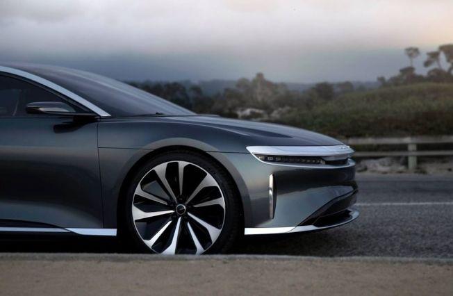 Lucid希望在初期將能達成每年生產8000到1萬部Air電動車。(摘自Lucid)