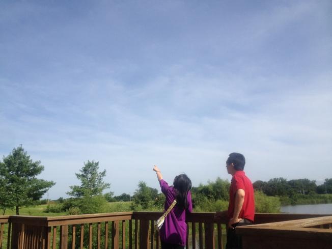 探索出「自然英語學習法」的爸爸帶領女兒小藍留學美國放飛夢想,伴隨孩子一同成長。