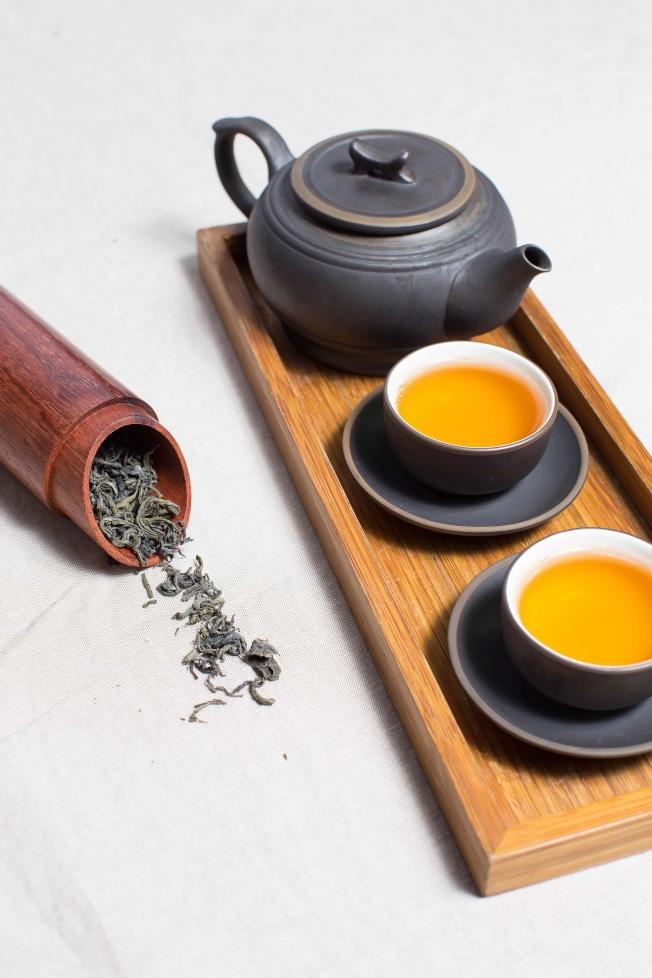 喝茶。(網路圖片)