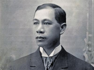 華裔張康仁早在1890年就申請成為律師,但未如願。(網路圖片)