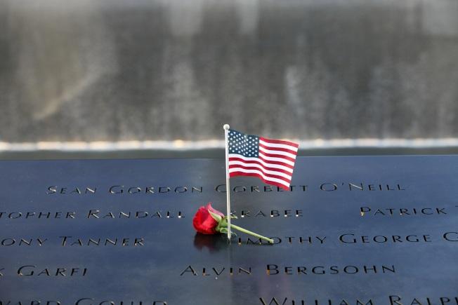 全美各地在九一一恐怖攻擊16周年將舉行紀念儀式和活動。(美聯社)