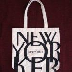 這款帆布袋 讓50萬人搶訂紐約客雜誌