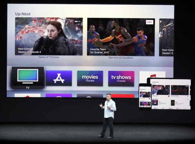 天價蘋果iPhone X有哪些功能,深受果粉關注。(美聯社)