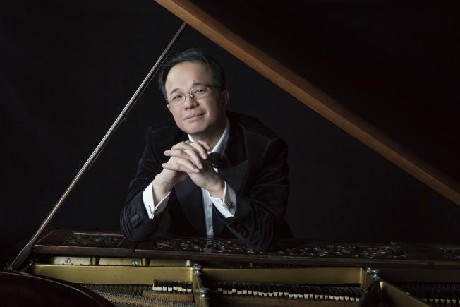 著名鋼琴家陳瑞斌將開辦鋼琴大師班,採一對一教學。(本報資料照片)