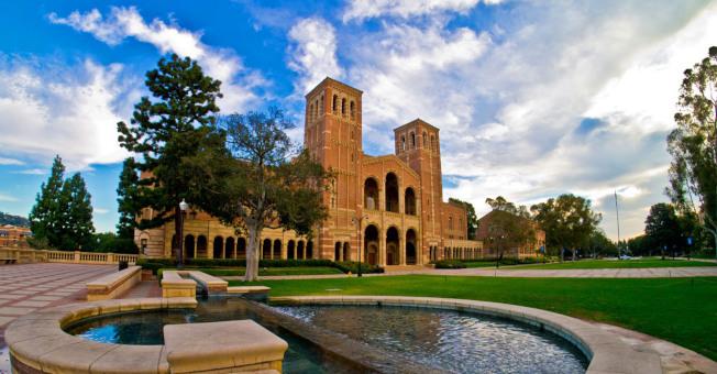 UCLA登全美最佳公立大學榜首。(UCLA)