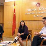 香港回歸20年 龍舟菁英屋崙參賽