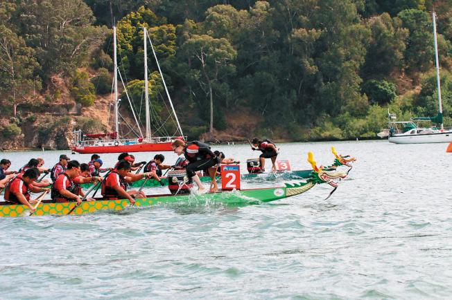 第22屆北加州龍舟大賽將於9月23日在屋崙美麗湖舉行。(加州龍舟協會提供)