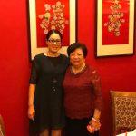 新世紀通信蔡淑英 80歲壽宴