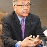鼓勵華人參政 駱家輝:不再競選