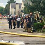 2公寓爆炸起火 1西裔女童亡