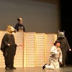 華藝話劇「莫言的動物園」 觀眾讚歎