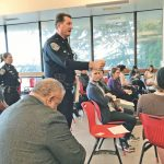 警配電擊槍社區會議 200人討論熱烈