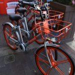 共享單車摩拜 進駐華盛頓特區