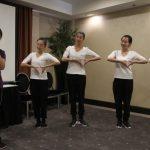 「千手牽手」 中國殘疾人藝術團愛在北加