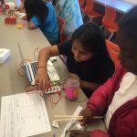 聯合學區小學 電腦課探尋科技樂趣