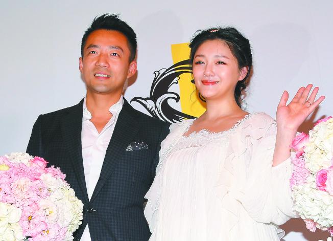 近幾年,台灣女生嫁到中國愈來愈多,包括大S(右)、陳妍希、吳辰君等女藝人。(本報資料照片)
