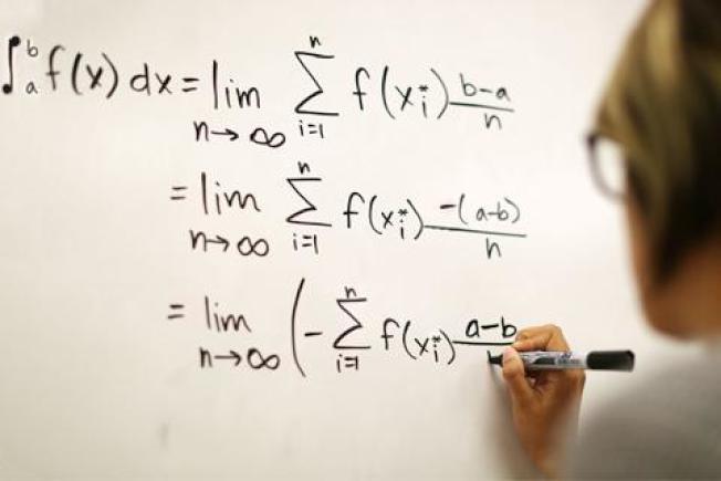 洛州大開闢培訓中學數學教師快車道,從本科生到教師只要四年。(洛州大提供)