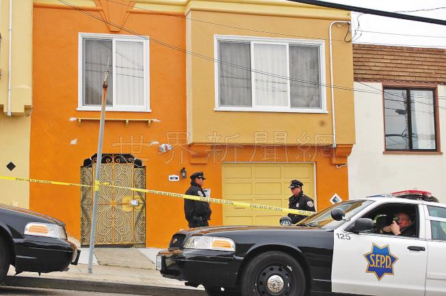 雷家五口是2012年3月23日在黃色住宅內被殺。(本報檔案照片,記者李秀蘭攝影)