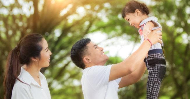 千禧世代的父母注重儲蓄,退休時將比X世代或嬰兒潮父母更有錢。(Getty Images)
