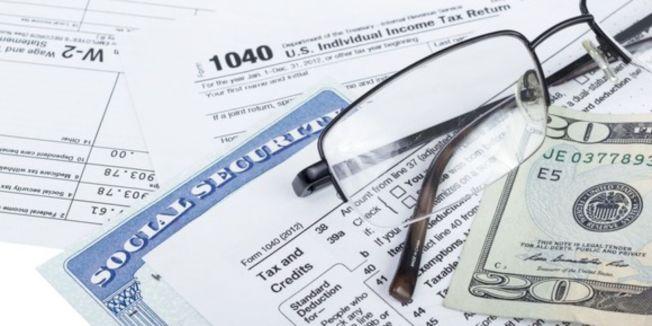 勞碌一生終於可享的社安金可被課稅,可能是最令長者吃驚的事。(Getty Images)