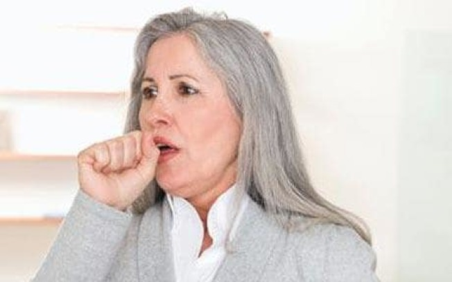 咳嗽不停的禍首,有可能是胃酸逆流。(Getty Images)