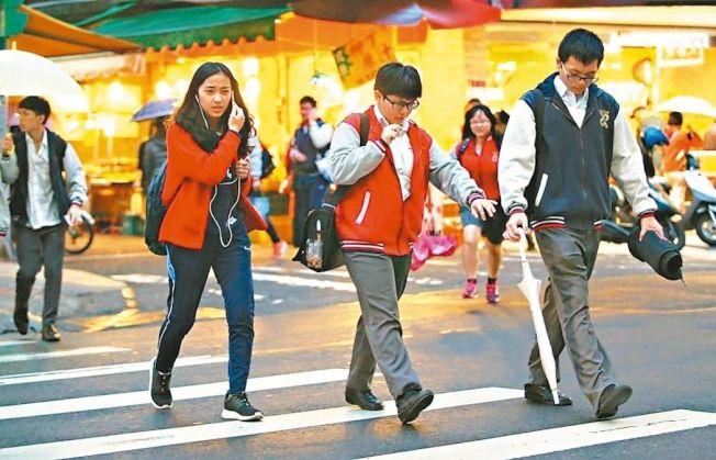 匯豐集團調查顯示,美國是台灣父母為子女選擇海外教育時的首選,日本則是第二,擠下英國。聯合報系資料照