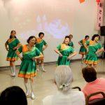 華富活動中心慶生會 歡樂溫馨